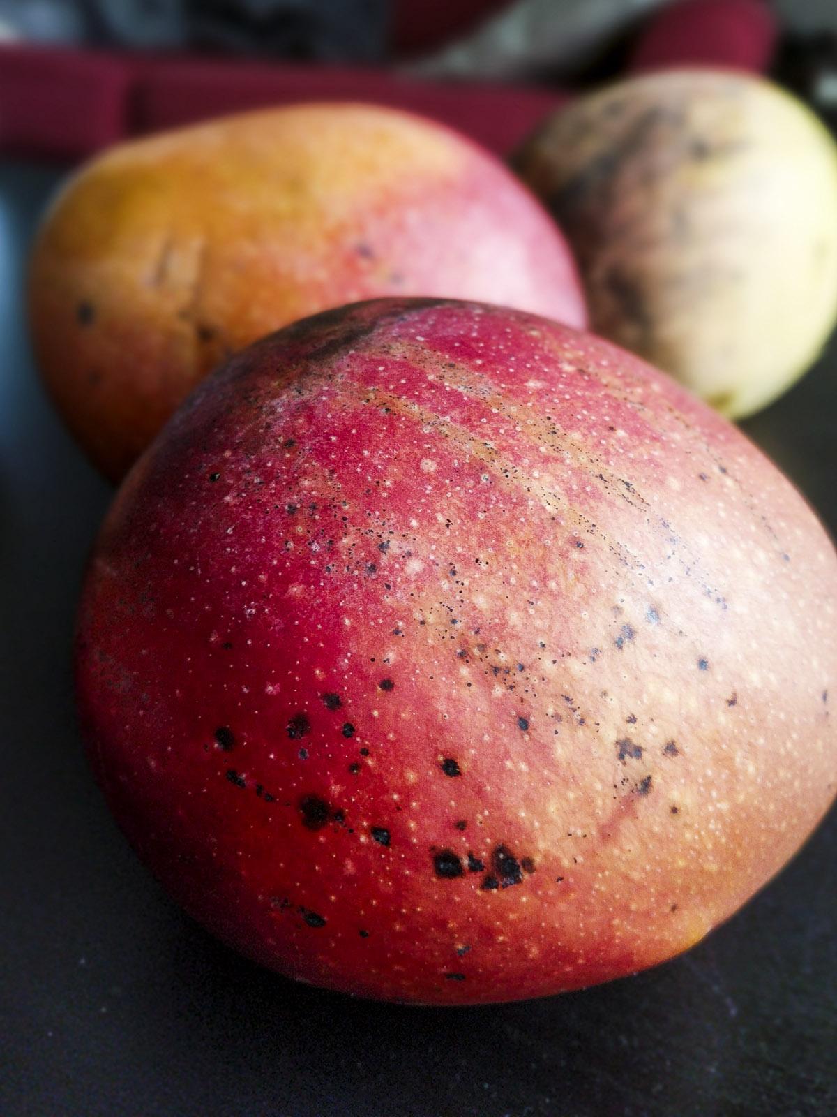 July is definitely Mango Month
